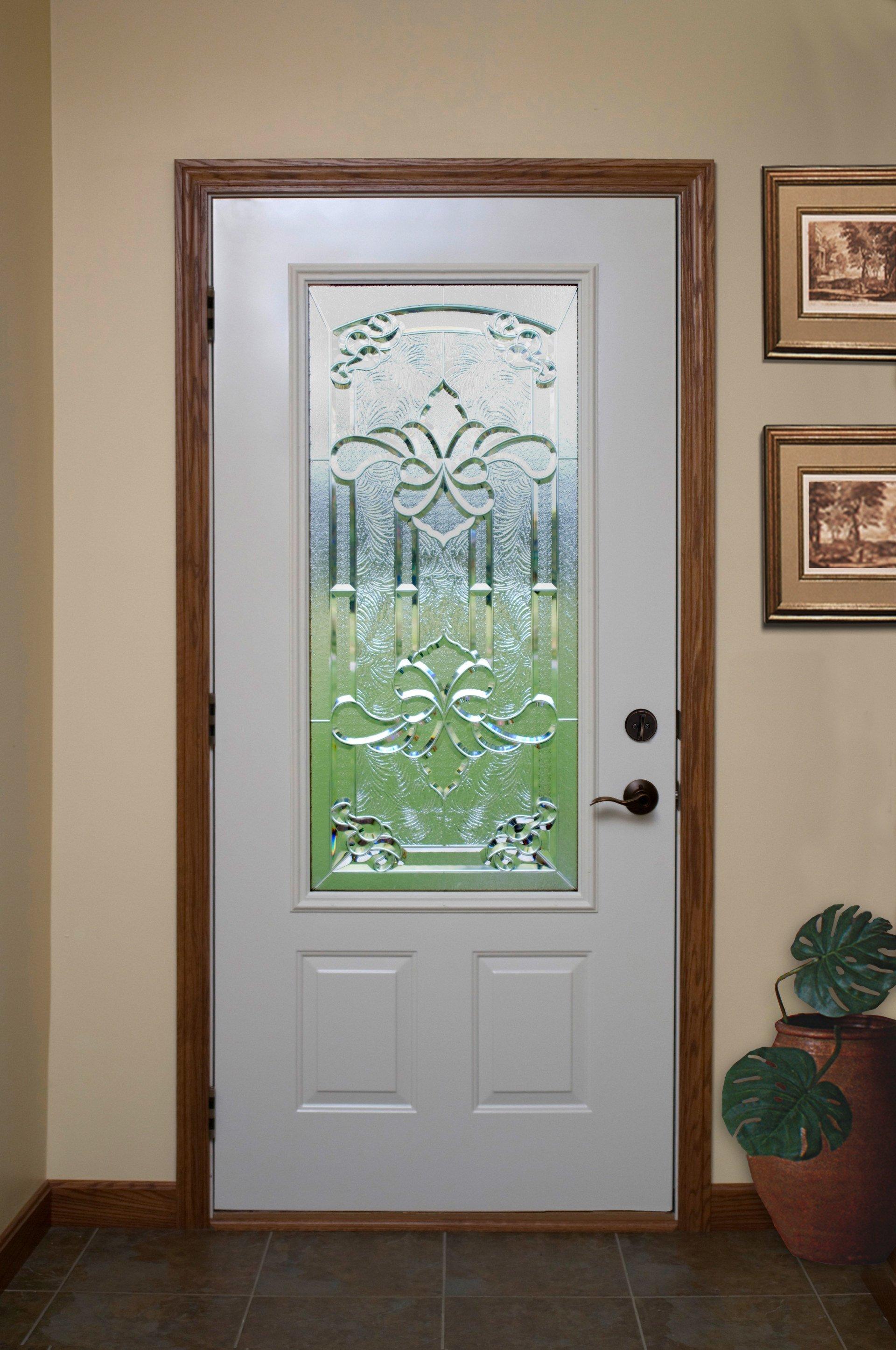 white door — Door & insulation service