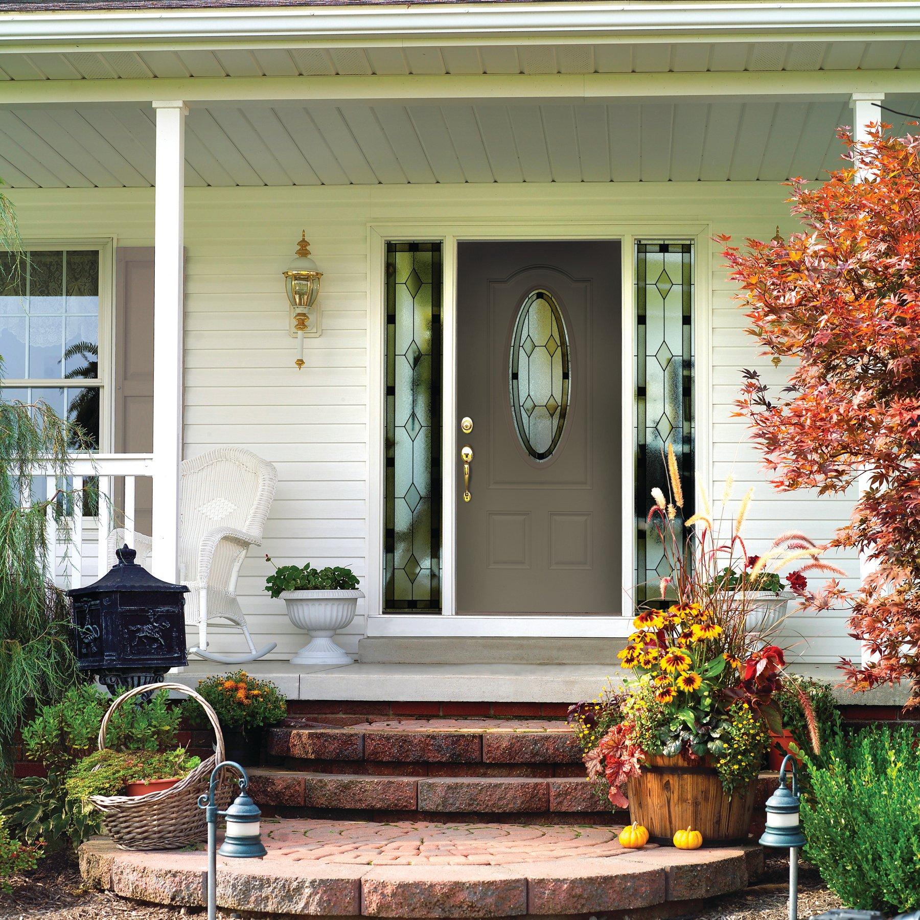front door — Door & insulation company