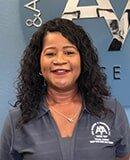 Fabrication Purchasing Agent — Theresa White in Galveston, Tx