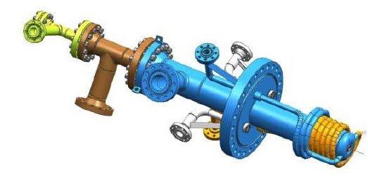 Gas Pipe / Tubing Blueprints — Fabrication in Galveston, Tx
