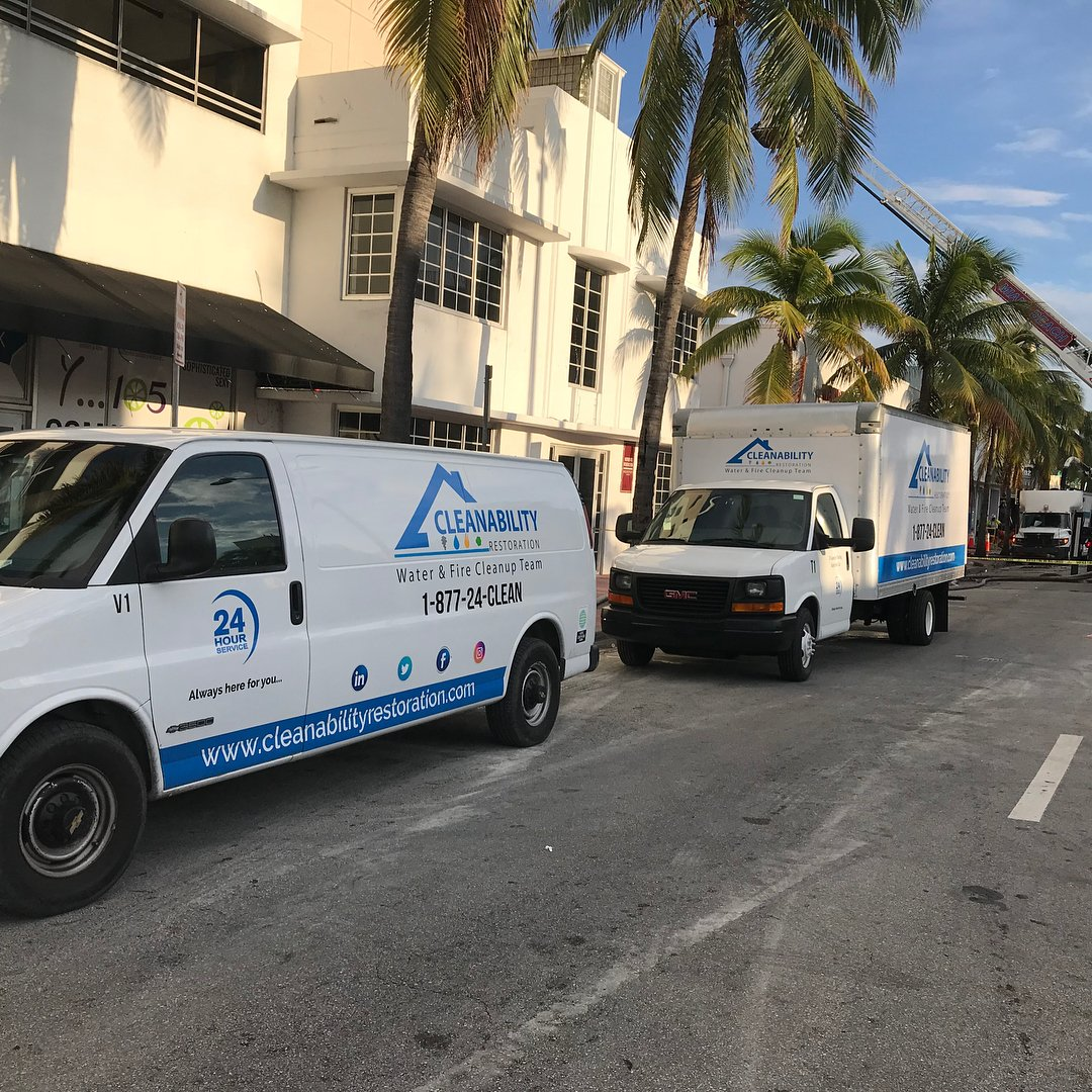 Referral Cleaning Restoration: Cleanability Restoration