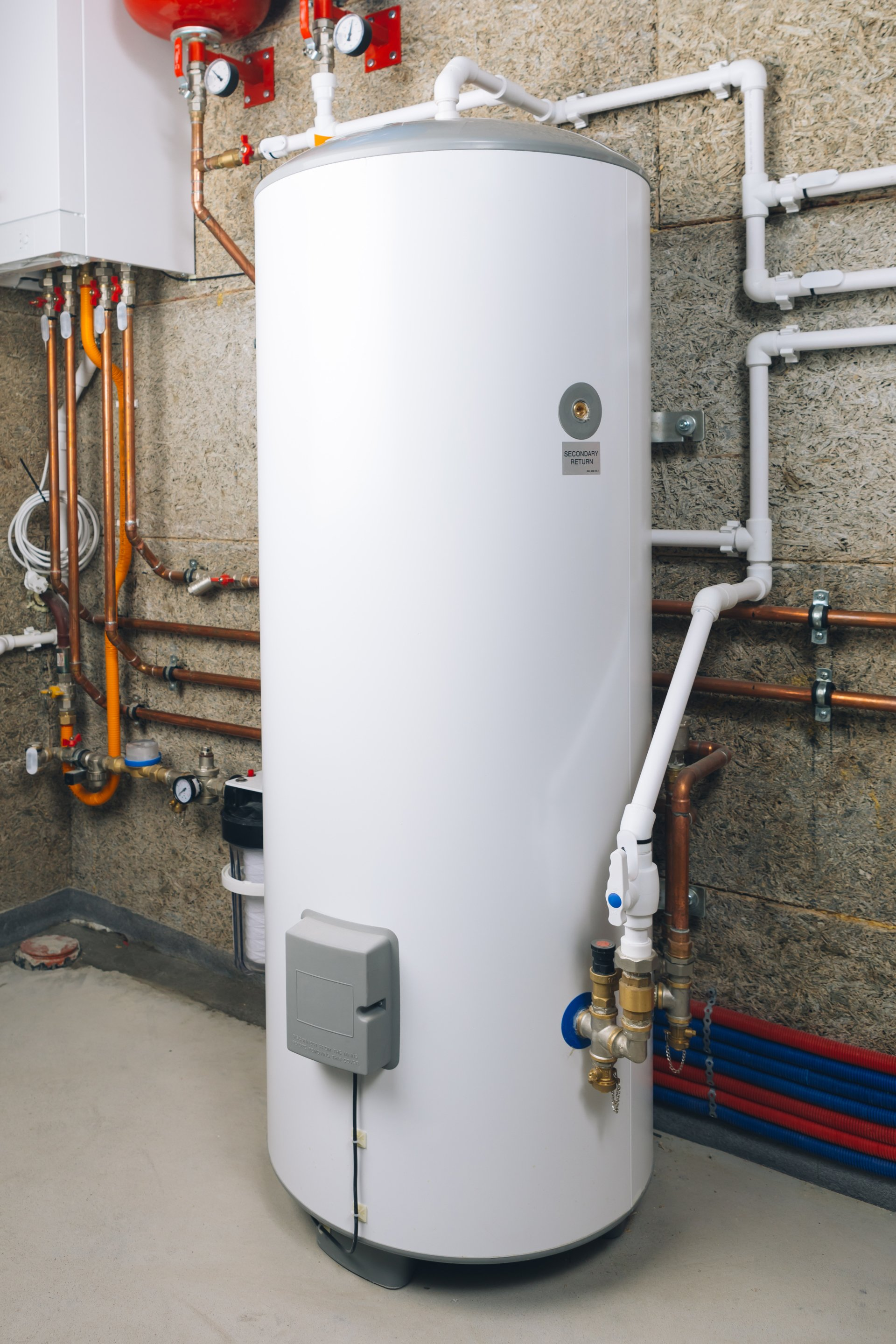 4 Common Water Heater Problems