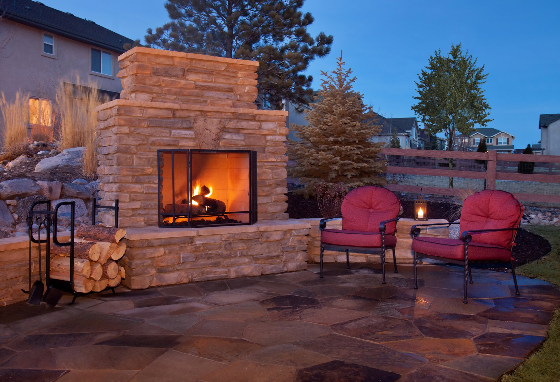 Fireplaces Asheville Nc Firelight Hearth Patio