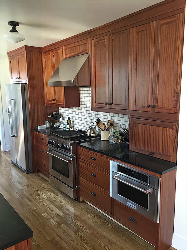 Wood Kitchen Cabinets   Custom Furniture In Olalla, WA