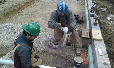 Commercial Plumbing Contractor | Brookeville, PA | Nolfi ...