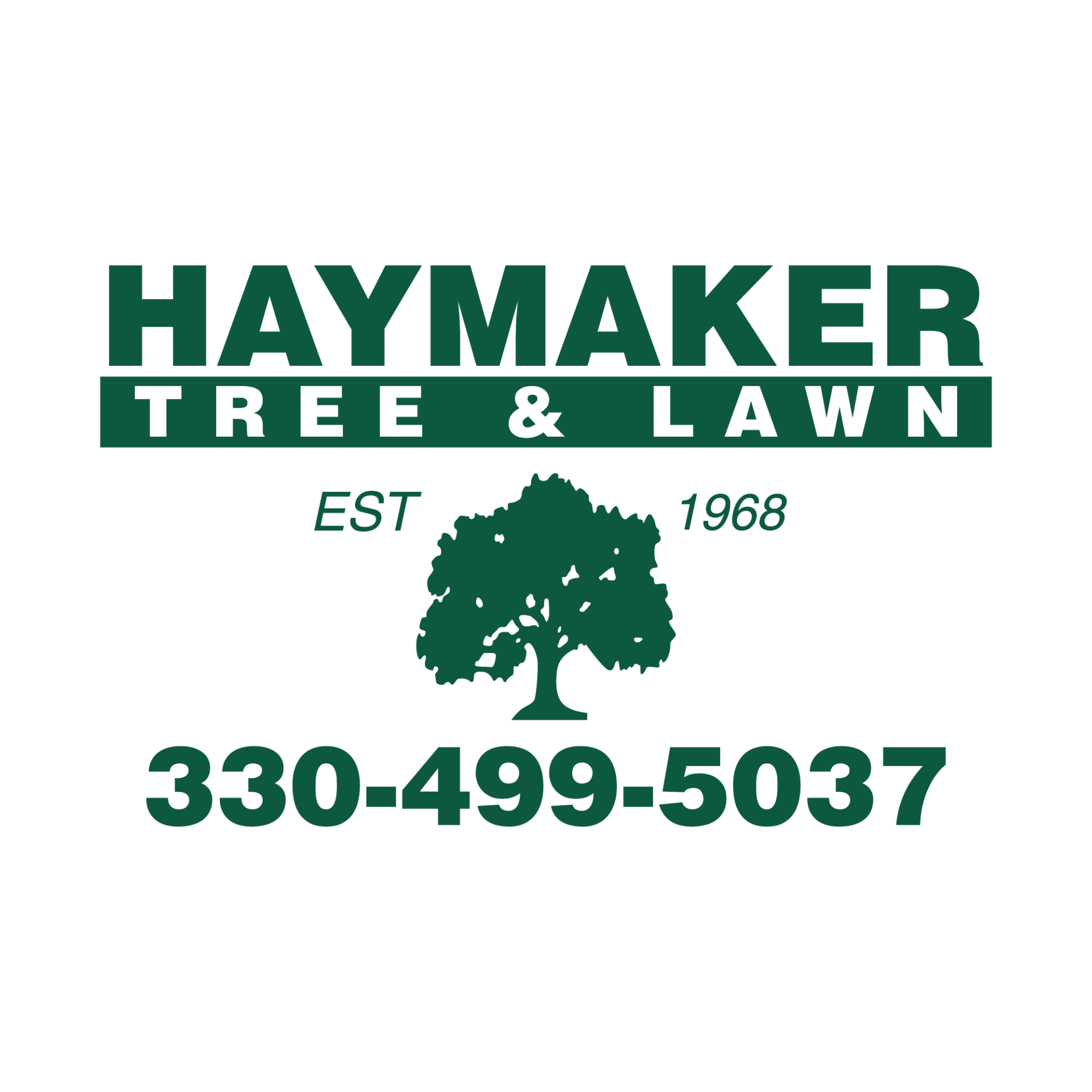 Image result for haymaker tree and lawn