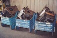 Stacked Metals — Welding Repairs in North Pekin, IL