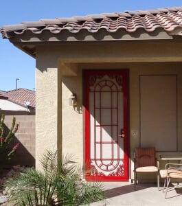 Decorative Security Screen Door Gallery Chandler Screen