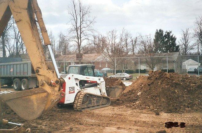 Concrete Pouring | Nicholasville, KY | Chesnut Tom Excavation