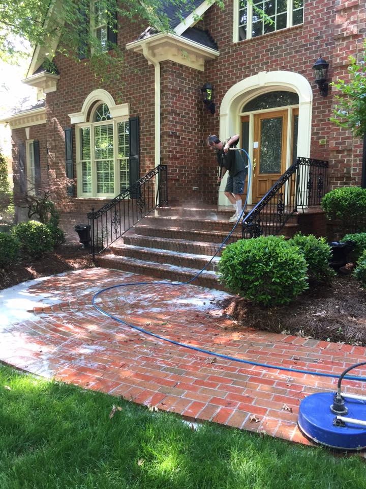 Pressure Wash Amp Gutter Clean Charlotte Nc Reliable