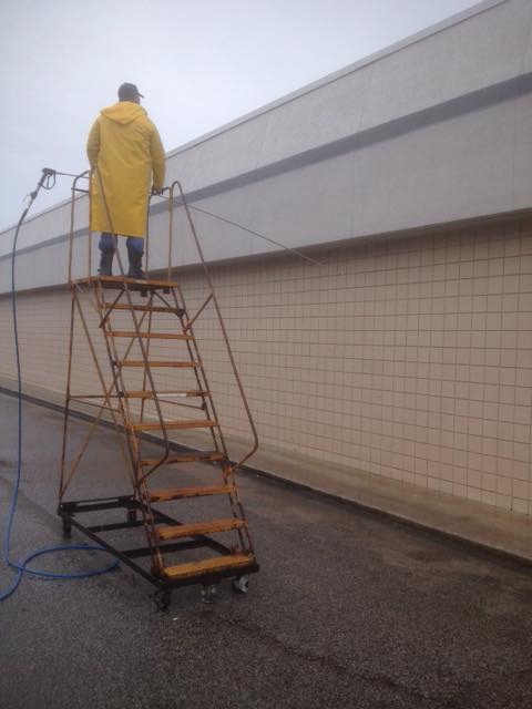 Pressure Wash Amp Gutter Clean Charlotte Nc Reliable Pressure Washing