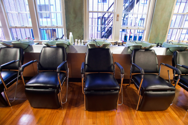 Salon Chairs   Chair Restoration In Linden, NJ