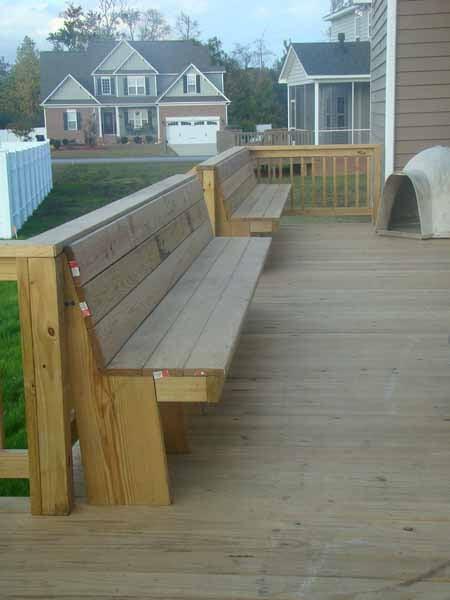 Customized Wooden Chair U2014 Custom Renovations In Hope Mills, NC