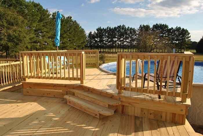 Pool U2014 Exterior Home Improvement U0026 Repairs In Hope Mills, ...