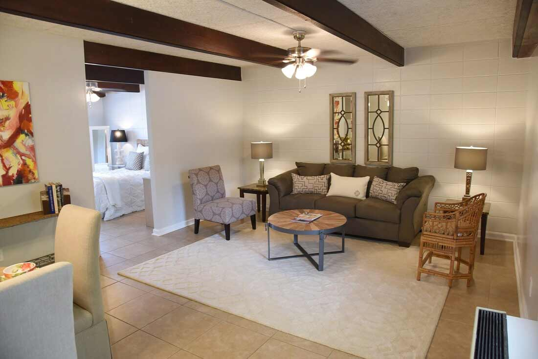 One Bedroom Apartments Athens Ga Carousel Village
