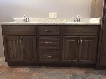 Base Pull Out Cabinets   Countertop Installations In Helena, MT
