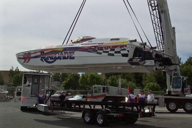 Ferguson 39 S Auto Center Renegade Offshore Racing