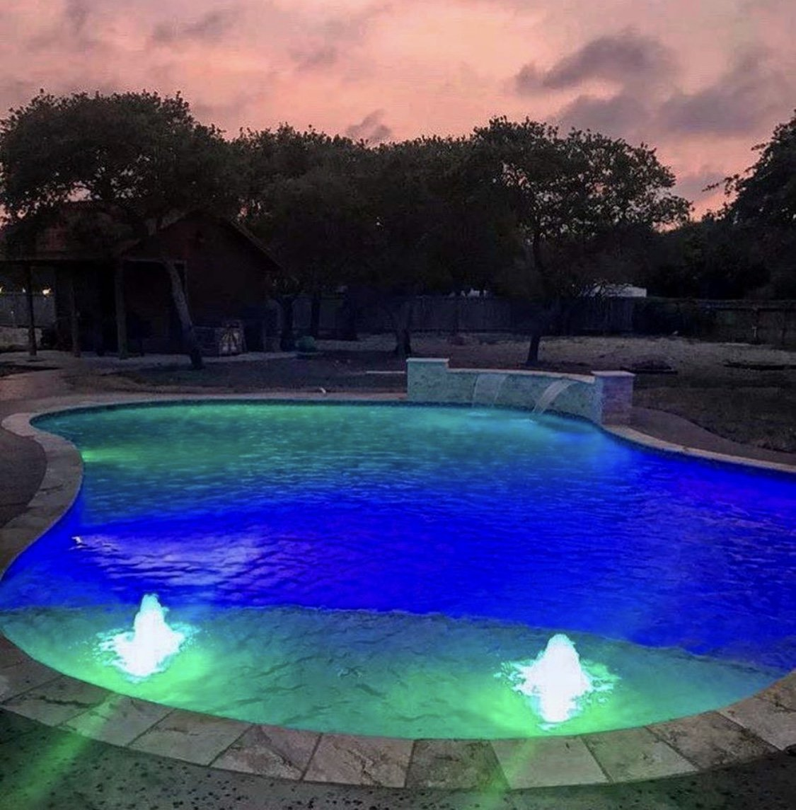 Blue Haven Pools Corpus Christi Tx Certified Pool