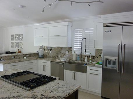 Kitchen Cabinet Refacing Miami