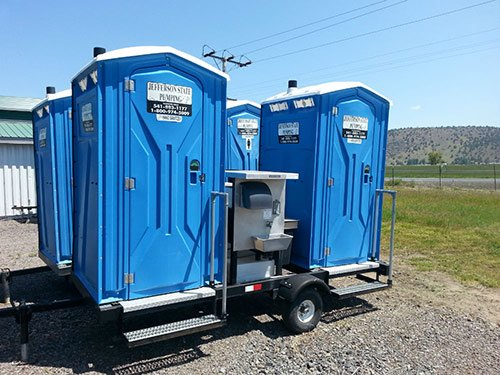 Portable Toilet Rental Company Klamath Falls Or
