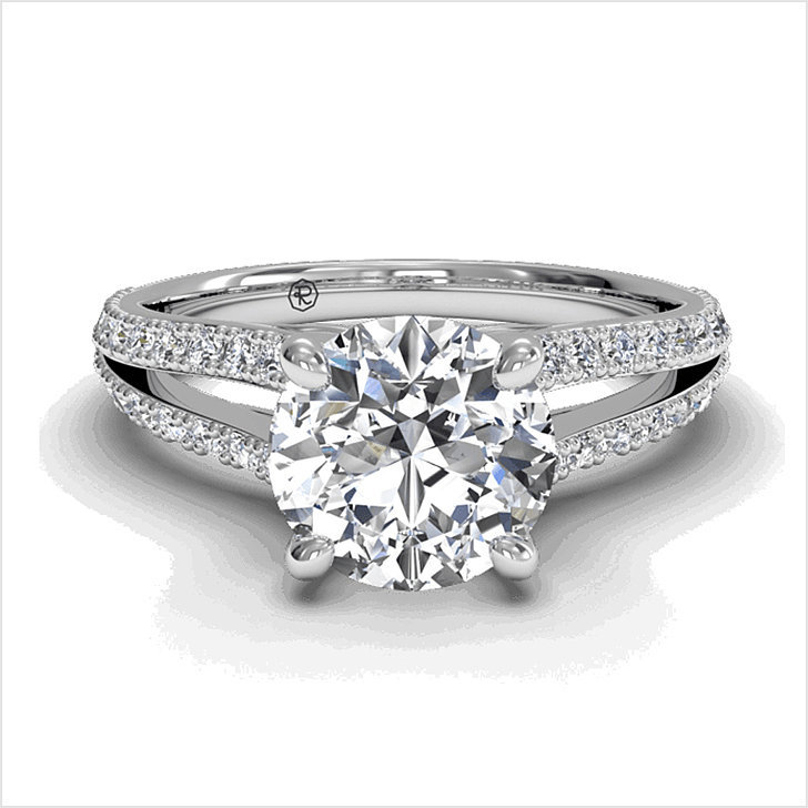 engagement ring rings prices celebrities diamond pinterest wedding simple nice of