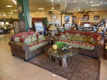 Living Room Furniture U2014 Sofa With Table In Montrose, CO