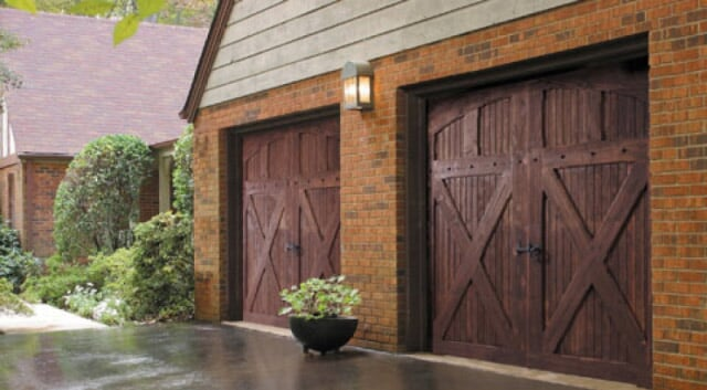 Wooden Garage Gates U2014 Garage Door Service In Albuquerque, NM