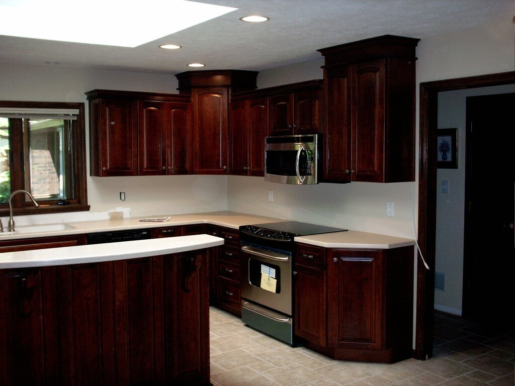 Classic Cabinet Refaced U2014 Kitchen Remodeling In Indianapolis, IN