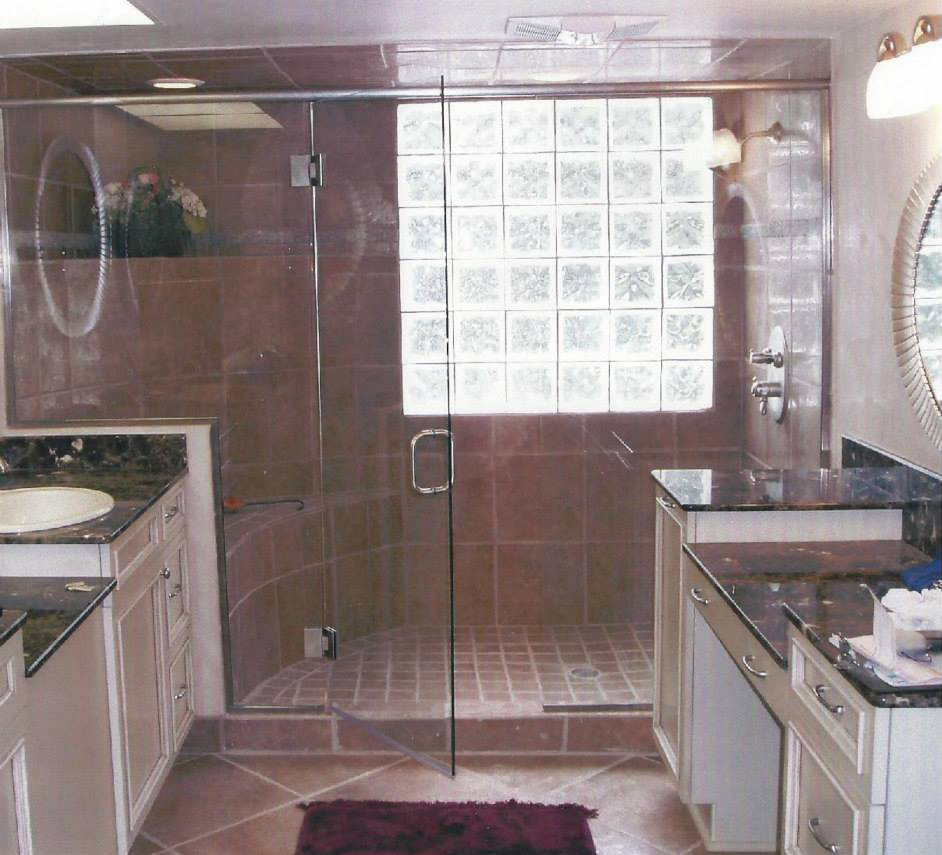 Glass Shower & Tub Enclosures - Tarpon Springs, FL - Pinellas/Pasco ...