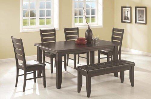 DINING ROOMS. COA Cappuccino   Easy Rental Chair In Atlanta, GA