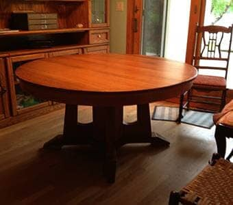 Wooden Table Restoration   Furniture Restoration In Wanchese, NC
