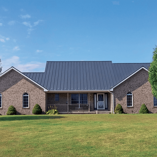 Custom Steel Roofing Lowell In Style Craft