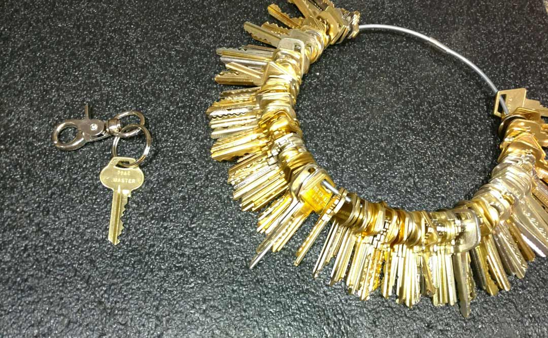 Master Keys | Camp Hill, PA | Duty's Lock Safe & Security Inc