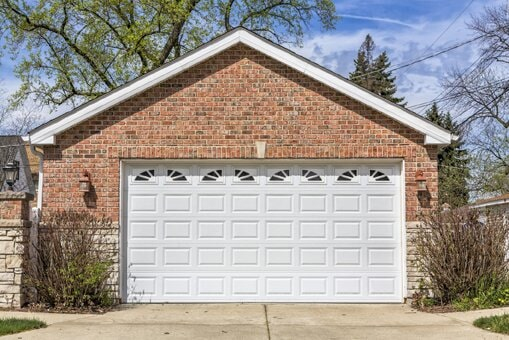 Garage Door All Seasons Door Co. Brunswick OH