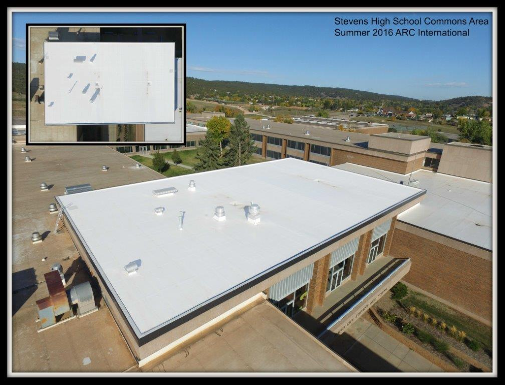 Flat Roof Rapid City Sd Black Hills Roofing