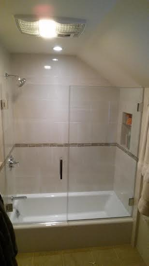doors prefabricated and buy glass bathtub online mirror screens screen dulles tub prefab