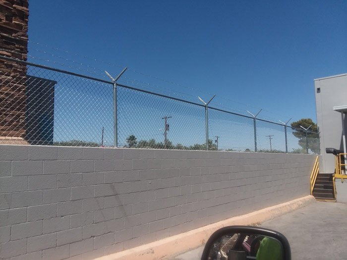 Fencing Las Vegas Nv All Star Fence Company