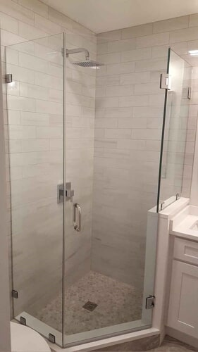 Shower Glass And Tub Enclosures American Plate Auto Glass Co