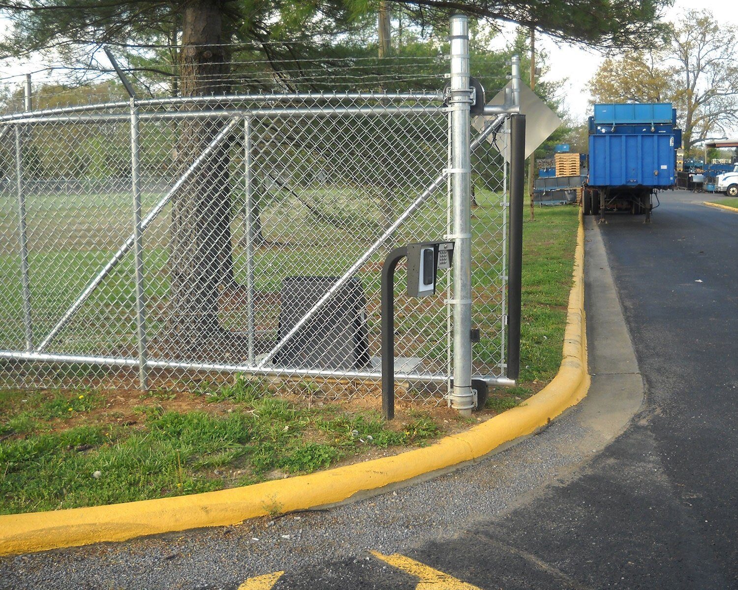 Commercial Gate Operators Kingsport Tn Tri City Fence Co
