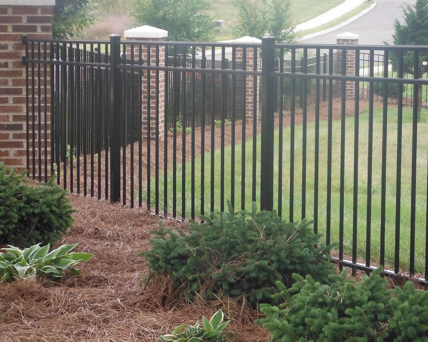 Fencing Company Aluminum Kingsport Tn Tri City