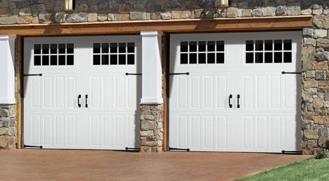 Attrayant 2 Doors Garage   Garage Door Repairs In Plano, TX