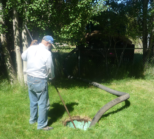 Shields Septic Tank Service La Pine Or Offers Septic