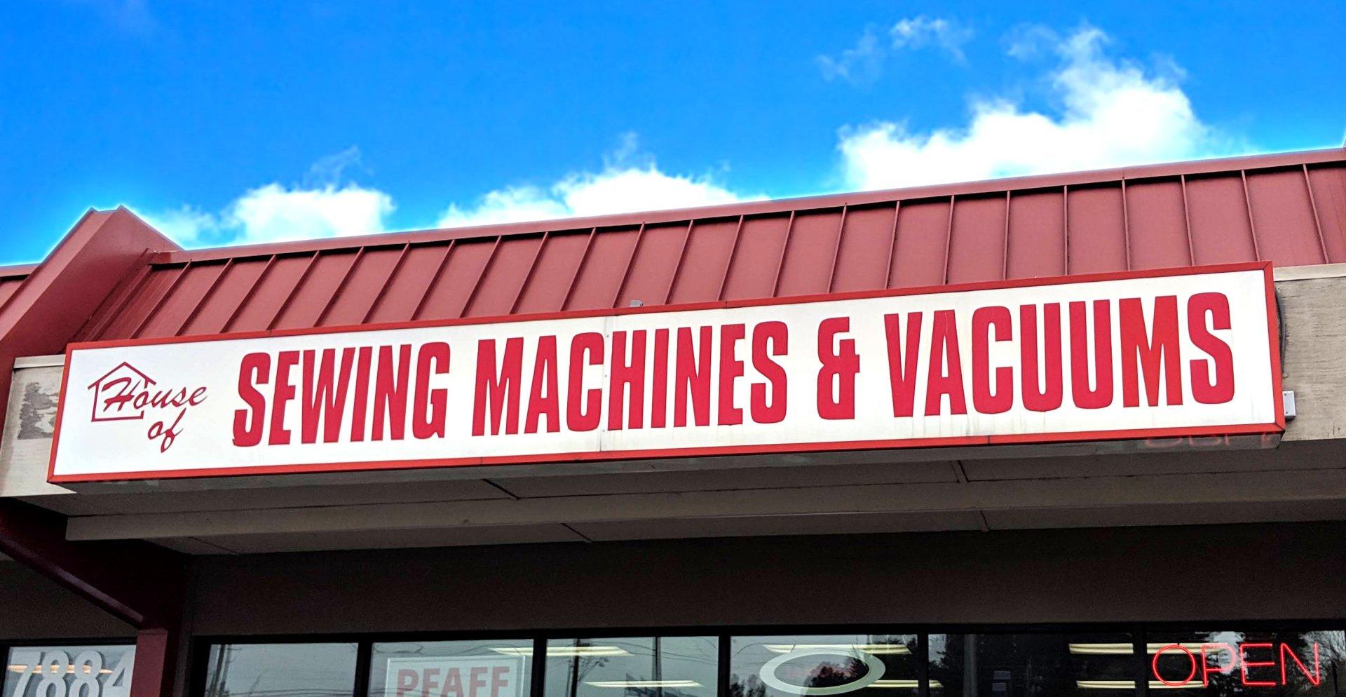 Sewing Machine Repair Vancouver Wa
