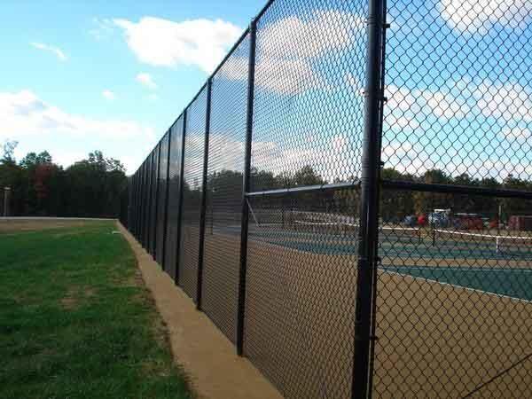 Commercial Fences Murfreesboro Tn Bratton Bros Services