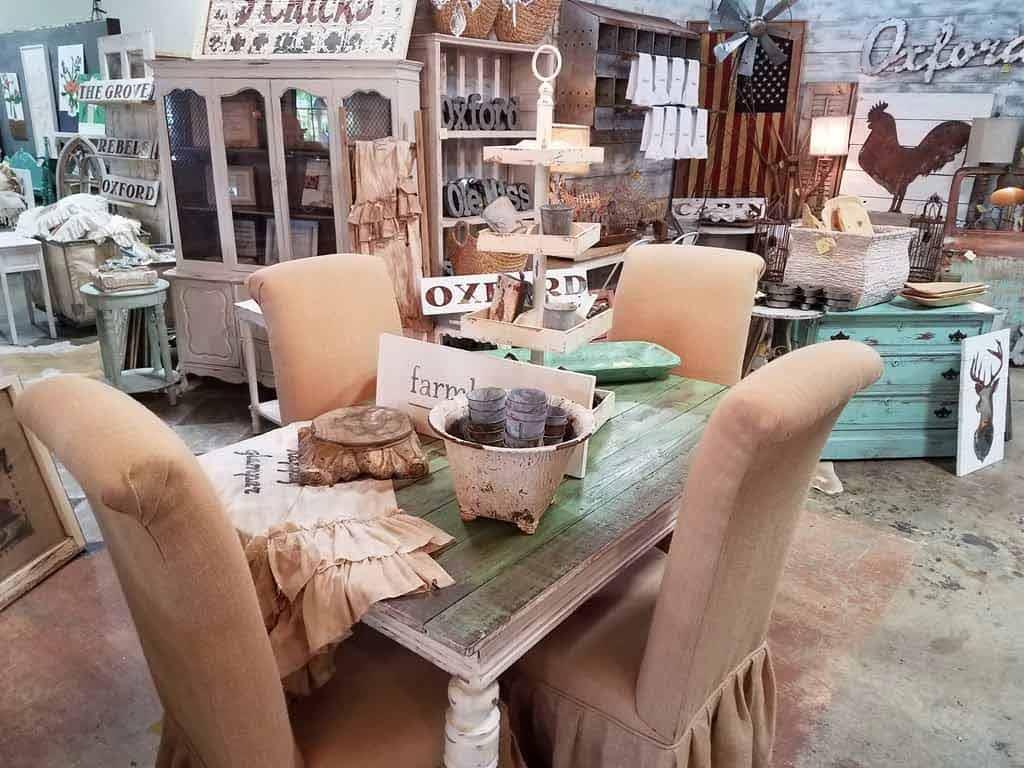 Creative Living room furniture - Furniture in Oxford MS & Art Gallery | Oxford MS | Sugar Magnolia