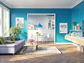 Remodel U2014 Modern Living Room In Indianapolis, IN