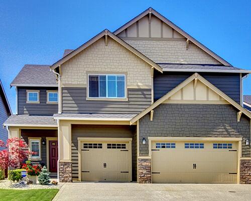 Luxurious Modern House U2014 Garage Door Sales In Colorado Springs, CO