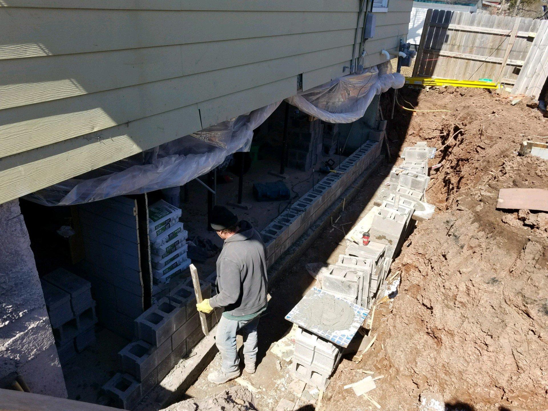 Foundations Duluth Mn Trinity Masonry And Concrete Inc