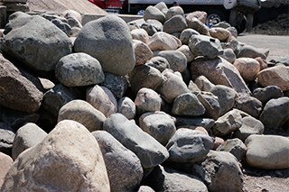 Decorative Rock U2014 Water In Forest Lake MN