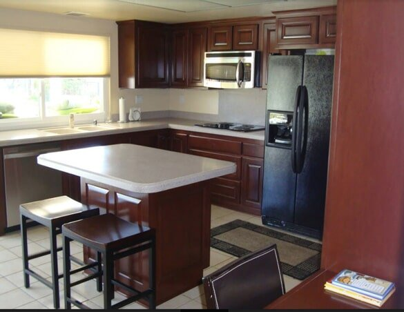Full Kitchen Remodel - Bellflower, CA - Flamingo Cabinet ...